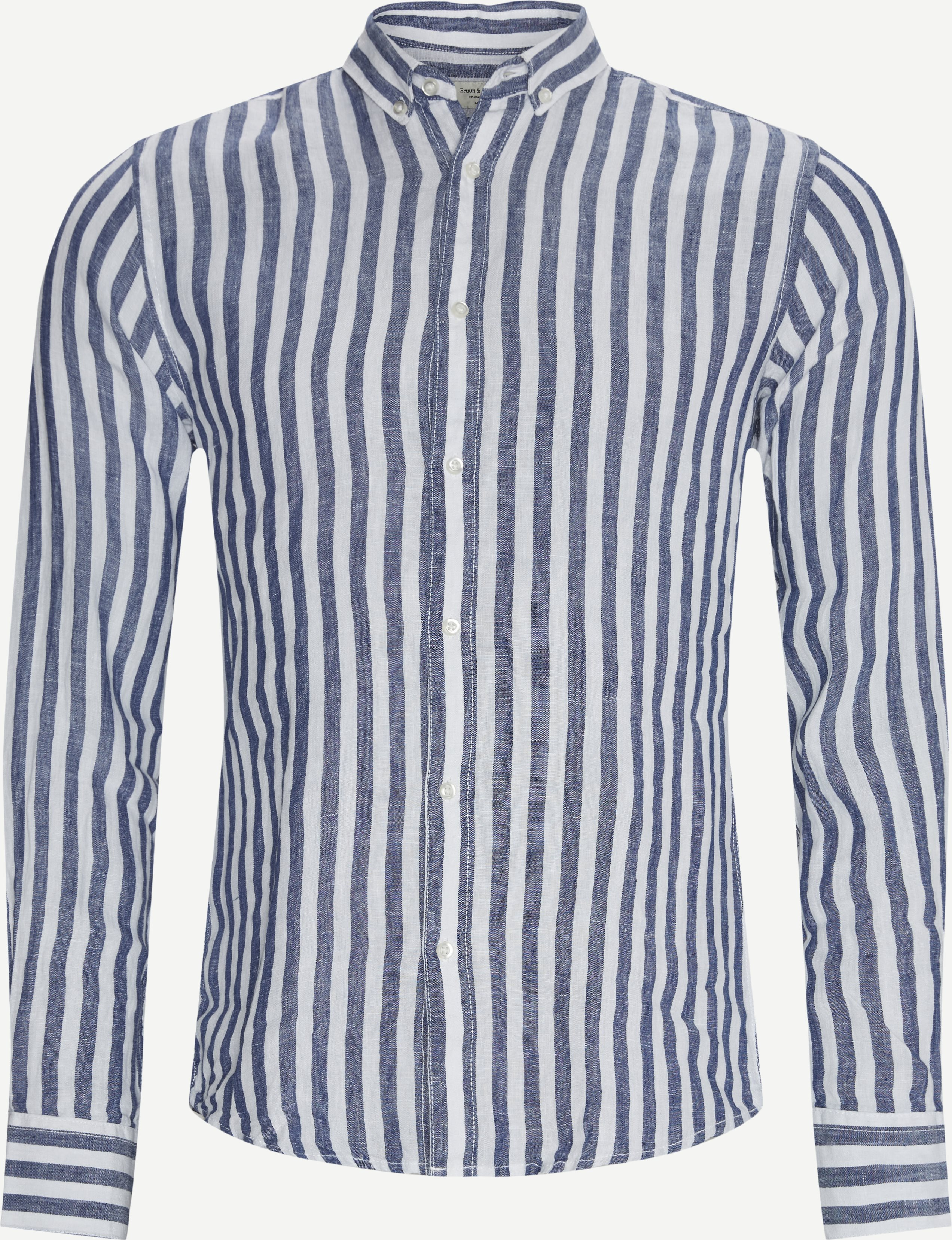 Kumamoto Skjorte - Skjorter - Slim fit - Blå