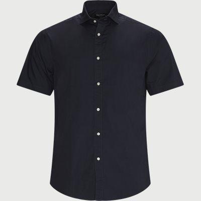 Regular fit   Kurzärmlige Hemden   Blau