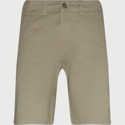 Regular fit | Shorts | Sand