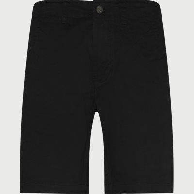 Regular fit   Shorts   Black