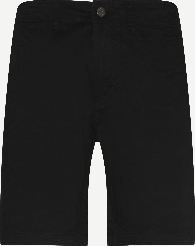 Shorts - Regular - Schwarz