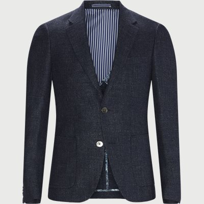 Lazio Blazer Slim fit | Lazio Blazer | Blå
