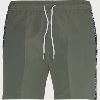 Regular | Shorts | Grün