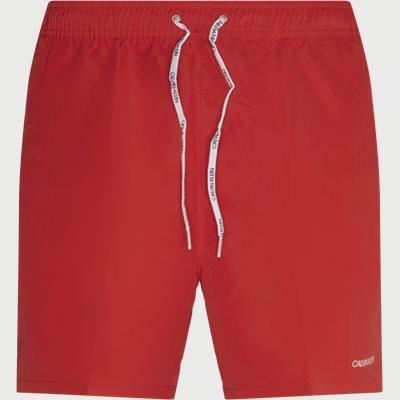 Regular | Shorts | Röd