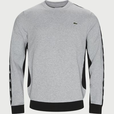 Regular | Sweatshirts | Grau