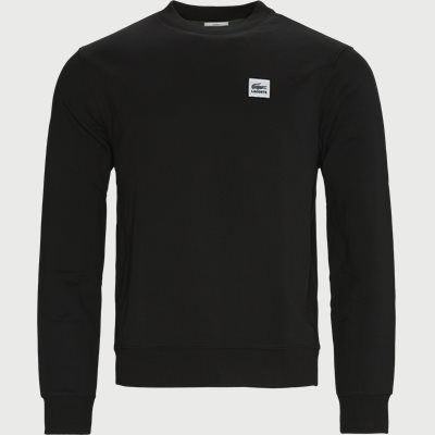 Regular | Sweatshirts | Schwarz