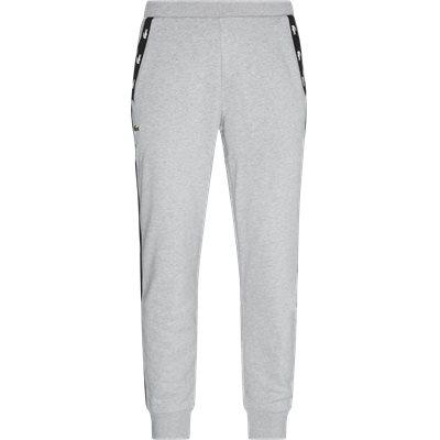 Regular | Trousers | Grey