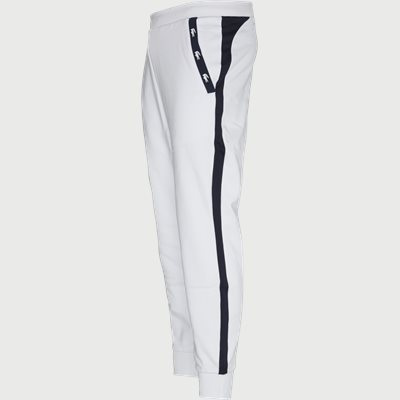 Trousers | White