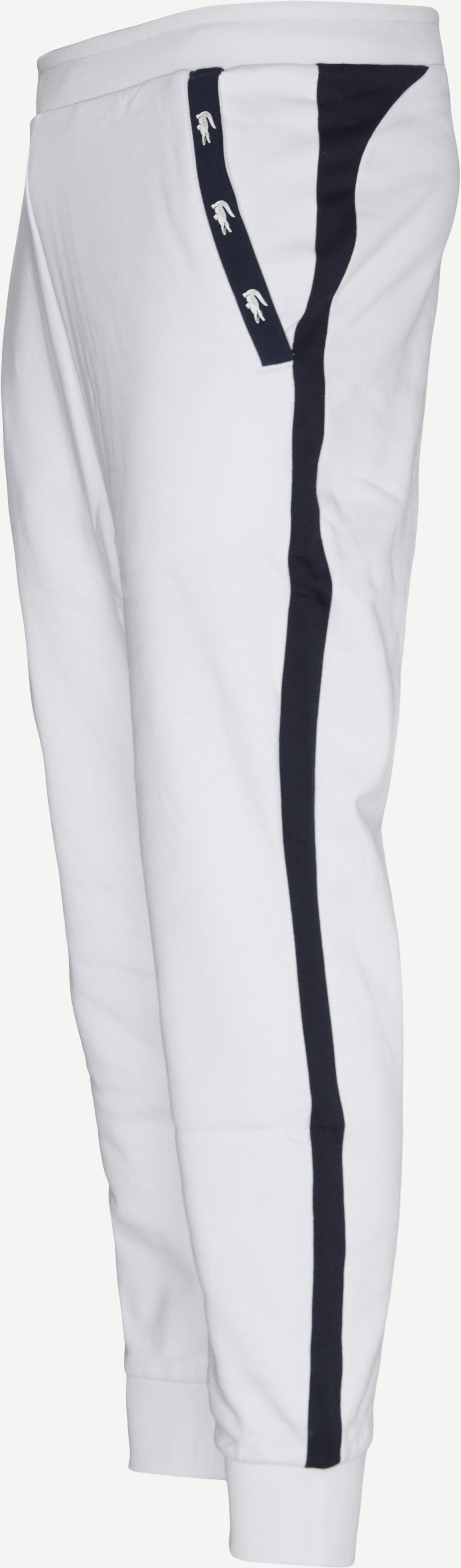 Trousers - Regular - White