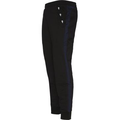 Regular | Trousers | Black