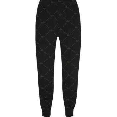 Trousers | Black