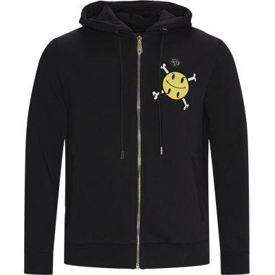 Zip sweatshirt Loose fit | Zip sweatshirt | Sort
