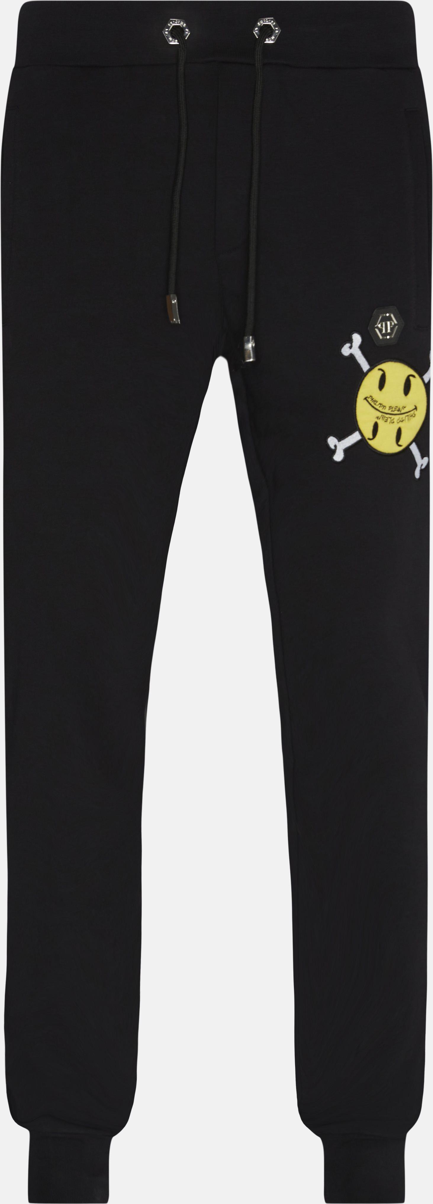 Sweatpants - Bukser - Regular - Sort