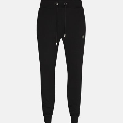 Sweatpants Regular | Sweatpants | Sort
