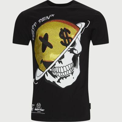 T-shirt Loose fit | T-shirt | Sort