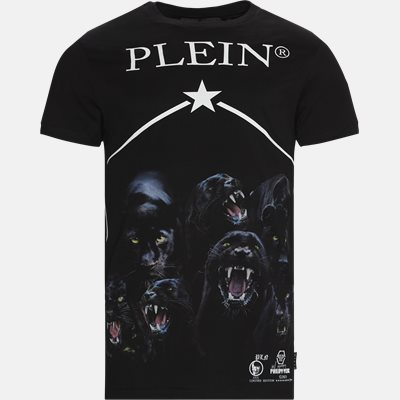 Loose fit | T-shirts | Black