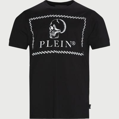 Oversize fit | T-shirts | Black