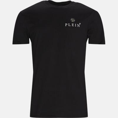 Iconic Plein Tee Loose fit | Iconic Plein Tee | Sort
