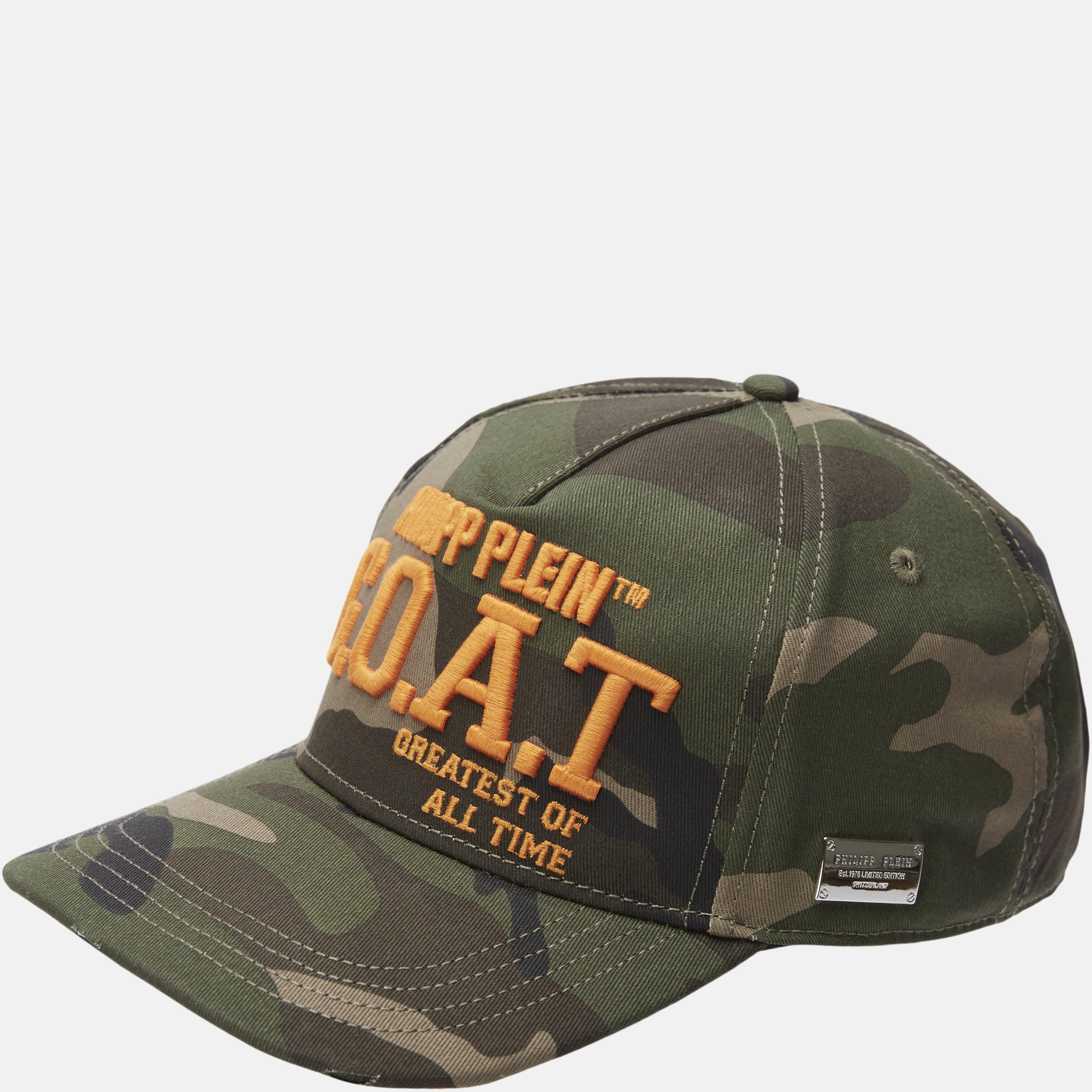 Cap - Huer - Army