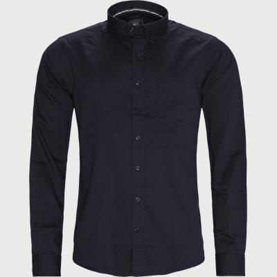 Franne Tencel Skjorte  Regular | Franne Tencel Skjorte  | Blå