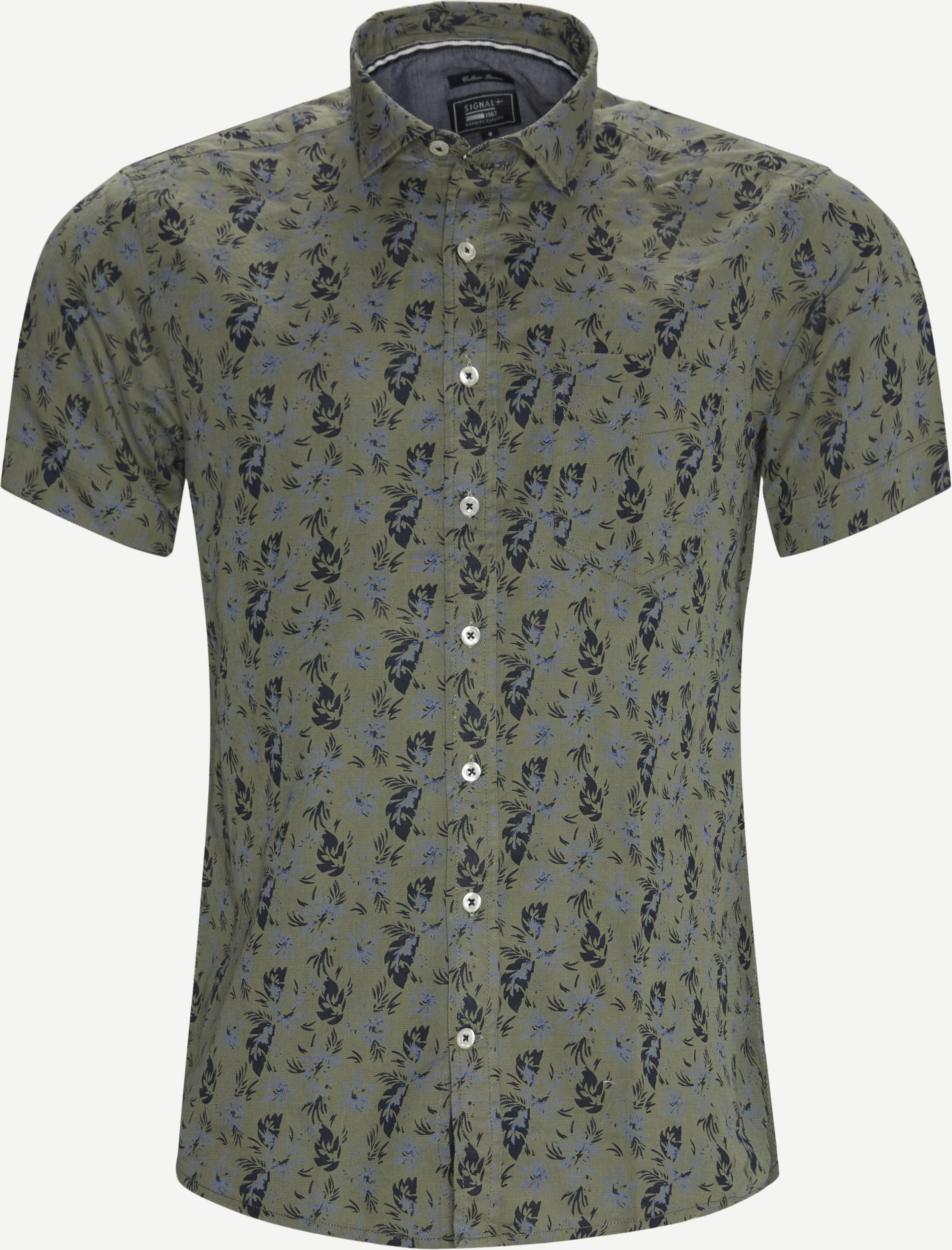 Short-sleeved shirts - Army