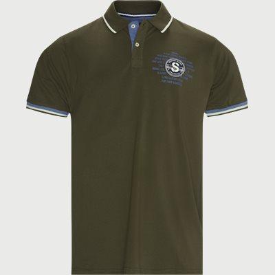 13337 67 Polo T-shirt Regular | 13337 67 Polo T-shirt | Army