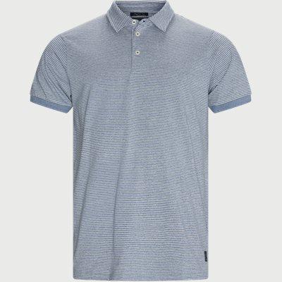 13406 1637 Polo T-shirt Regular | 13406 1637 Polo T-shirt | Blå