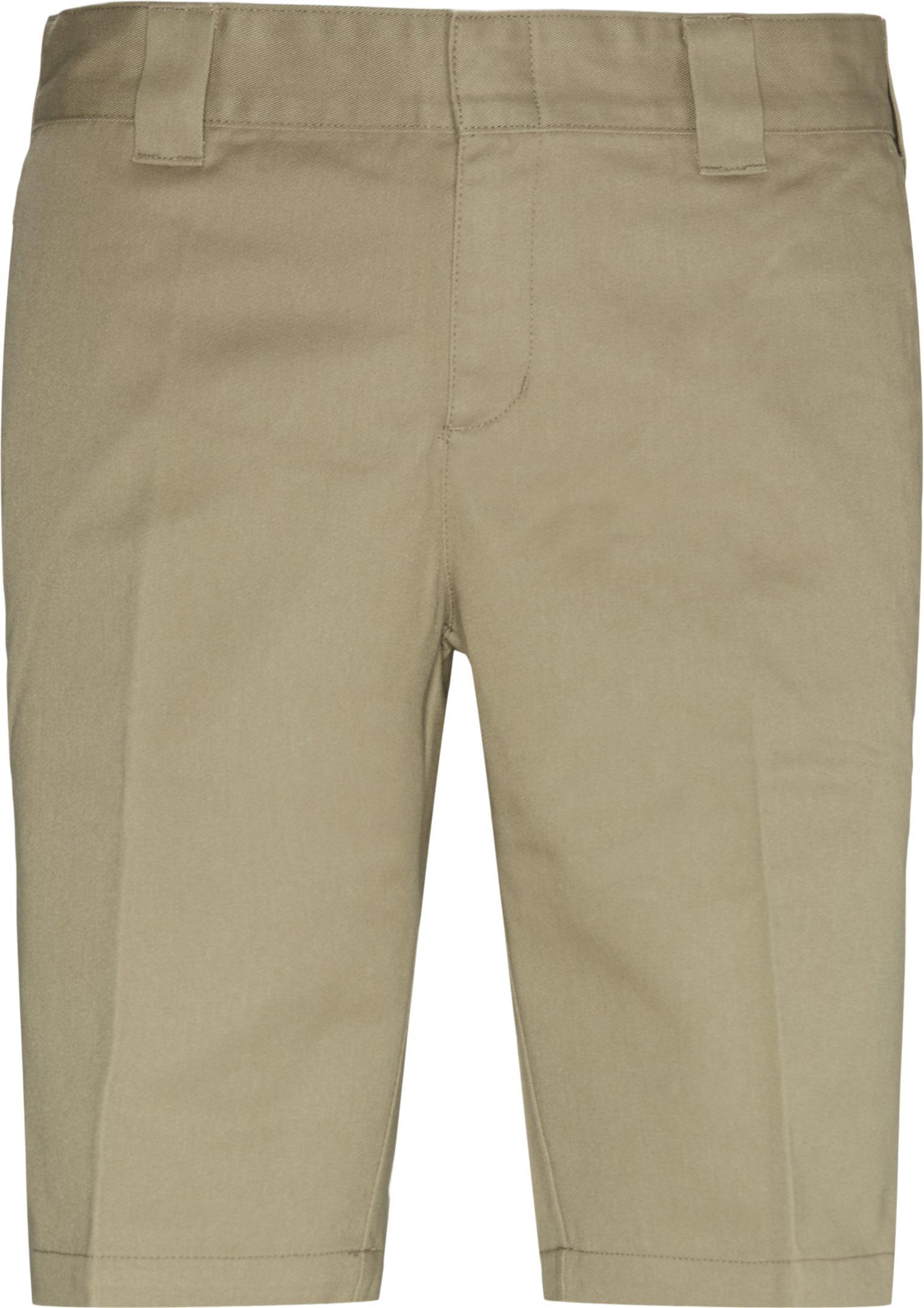 Cargo pants - Slim fit - Sand