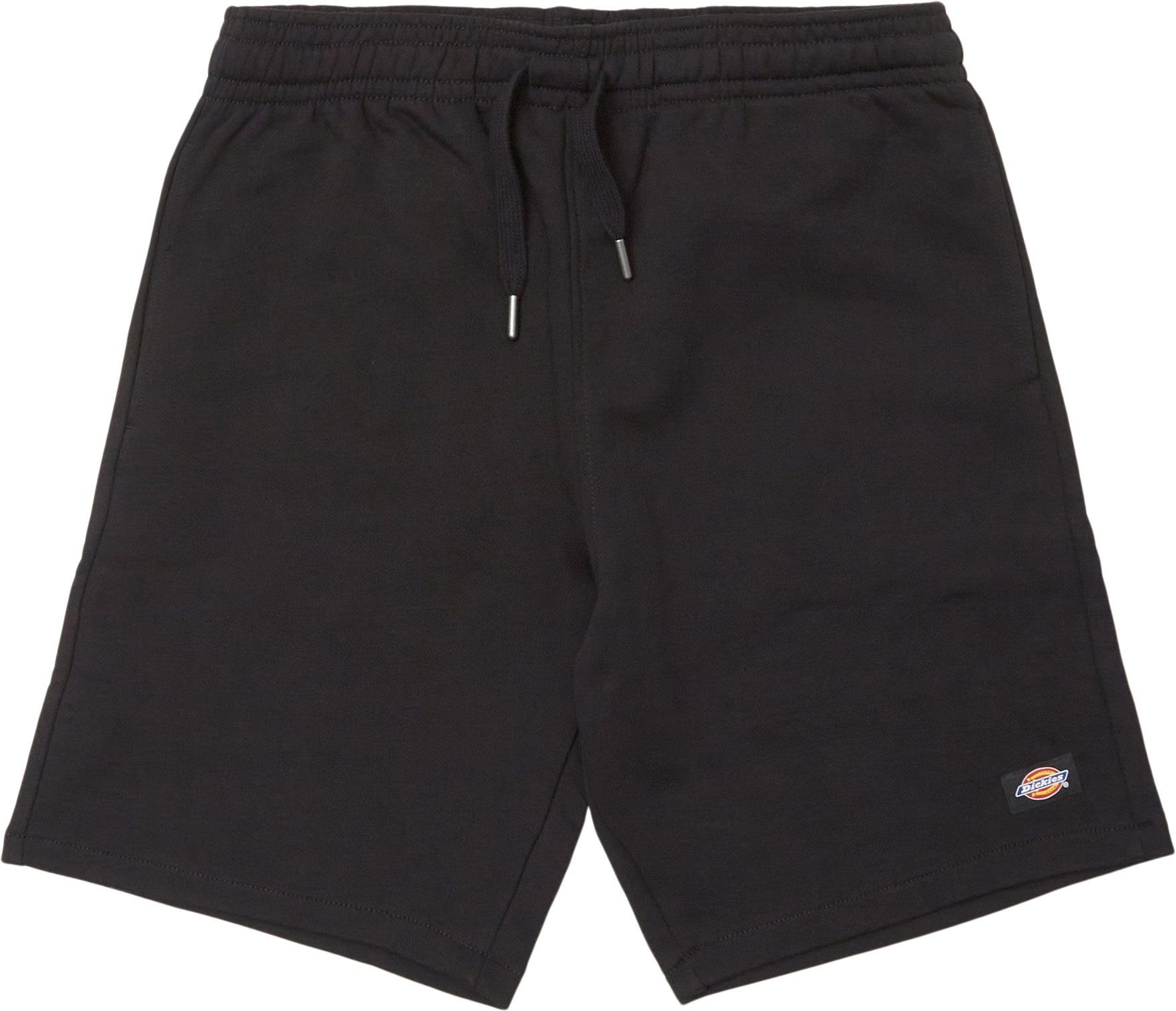 Champlin Sweatshorts - Shorts - Regular fit - Sort