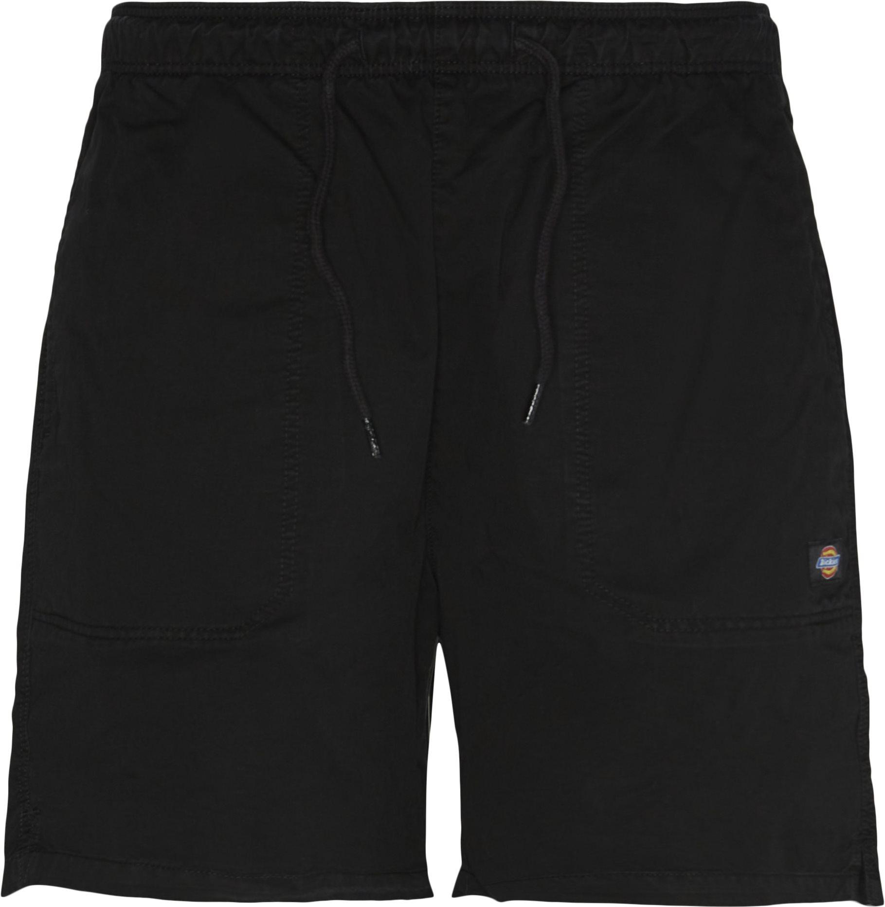 Pelican Rapids Shorts - Shorts - Loose fit - Sort