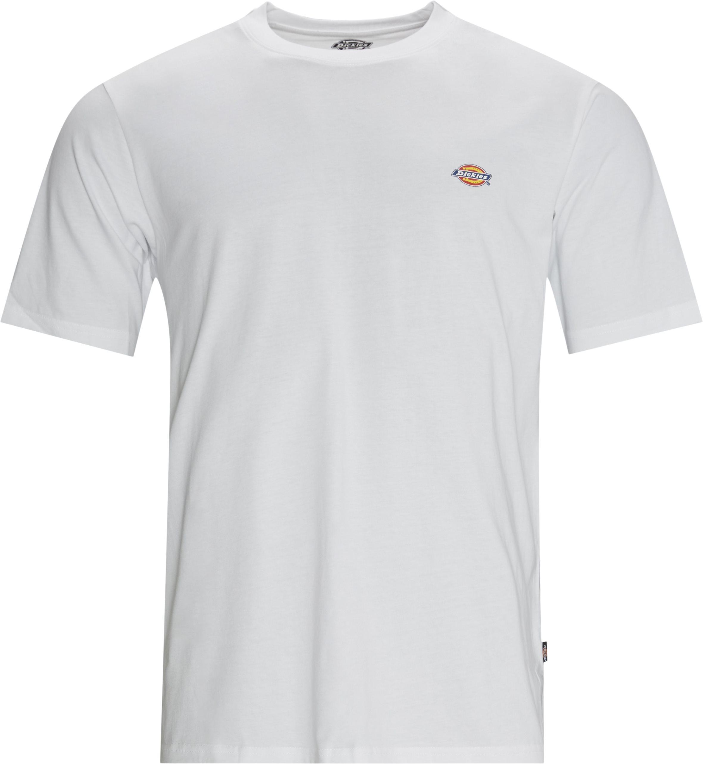 SS Mapleton Tee - T-shirts - Regular fit - Vit