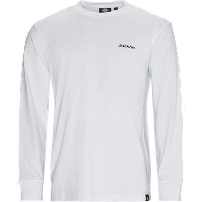 LS Loretto Langærmet T-shirt Regular fit | LS Loretto Langærmet T-shirt | Hvid