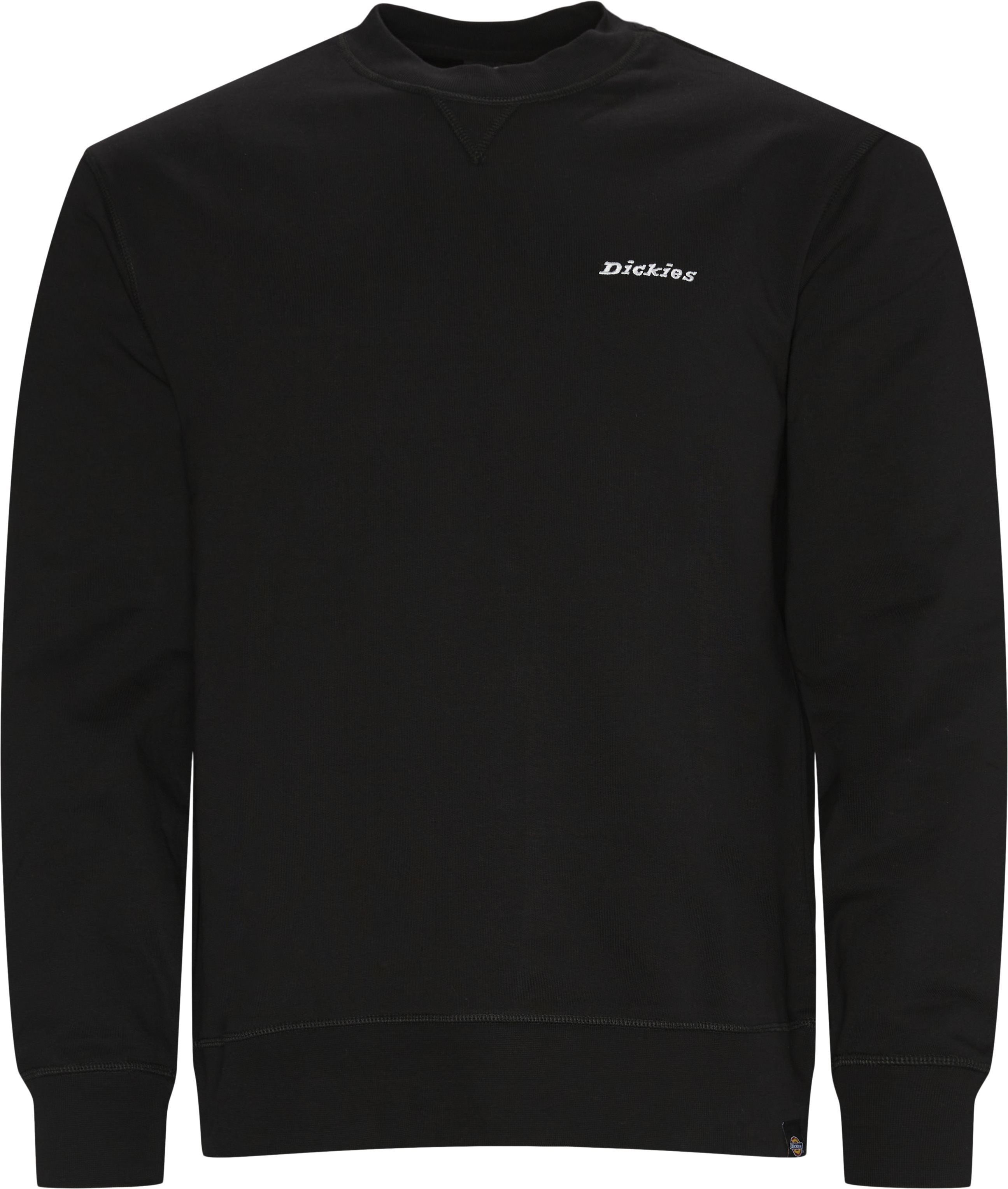 Loretto Crewneck - Sweatshirts - Regular fit - Sort