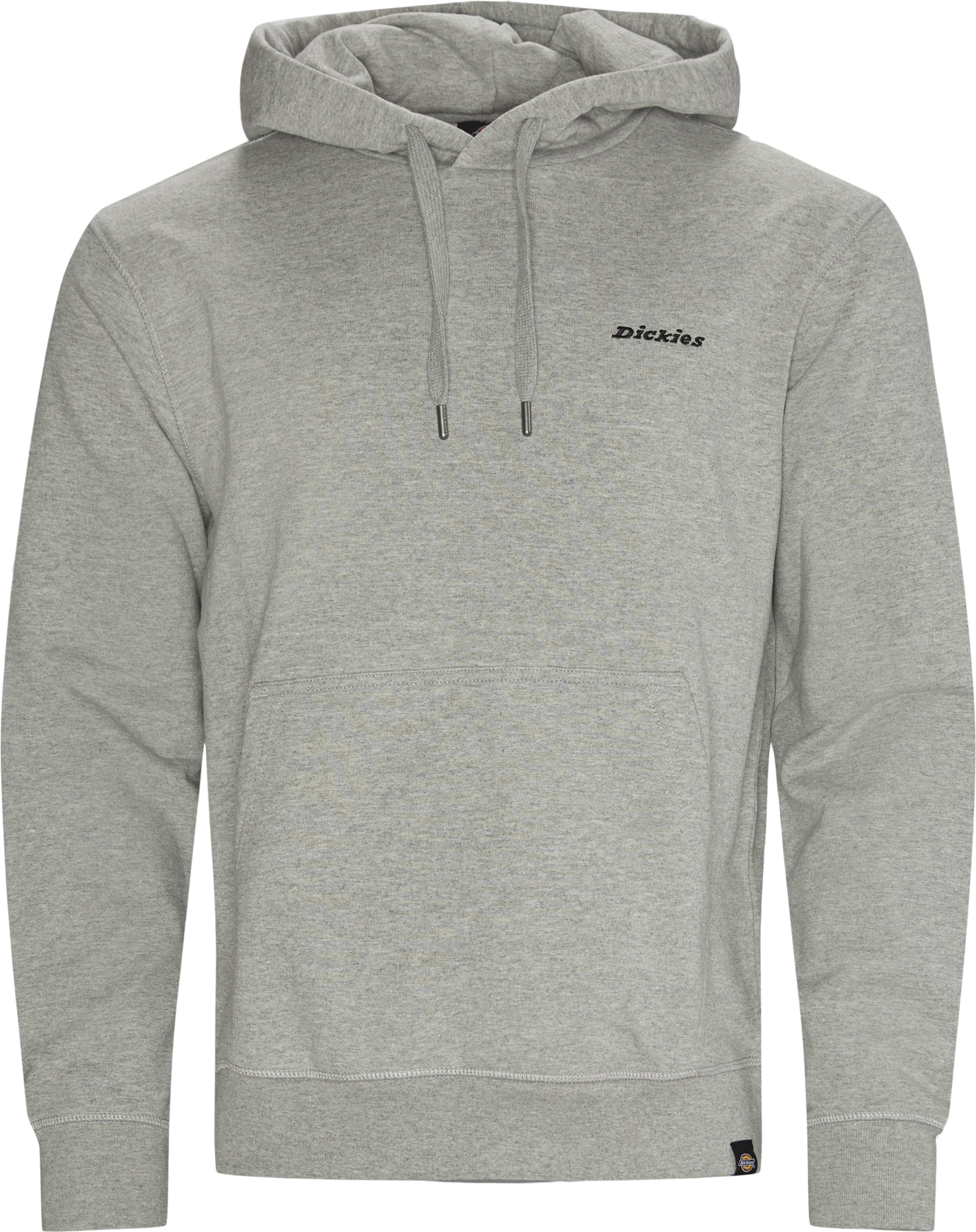 Loretto Hoodie - Sweatshirts - Regular fit - Grå