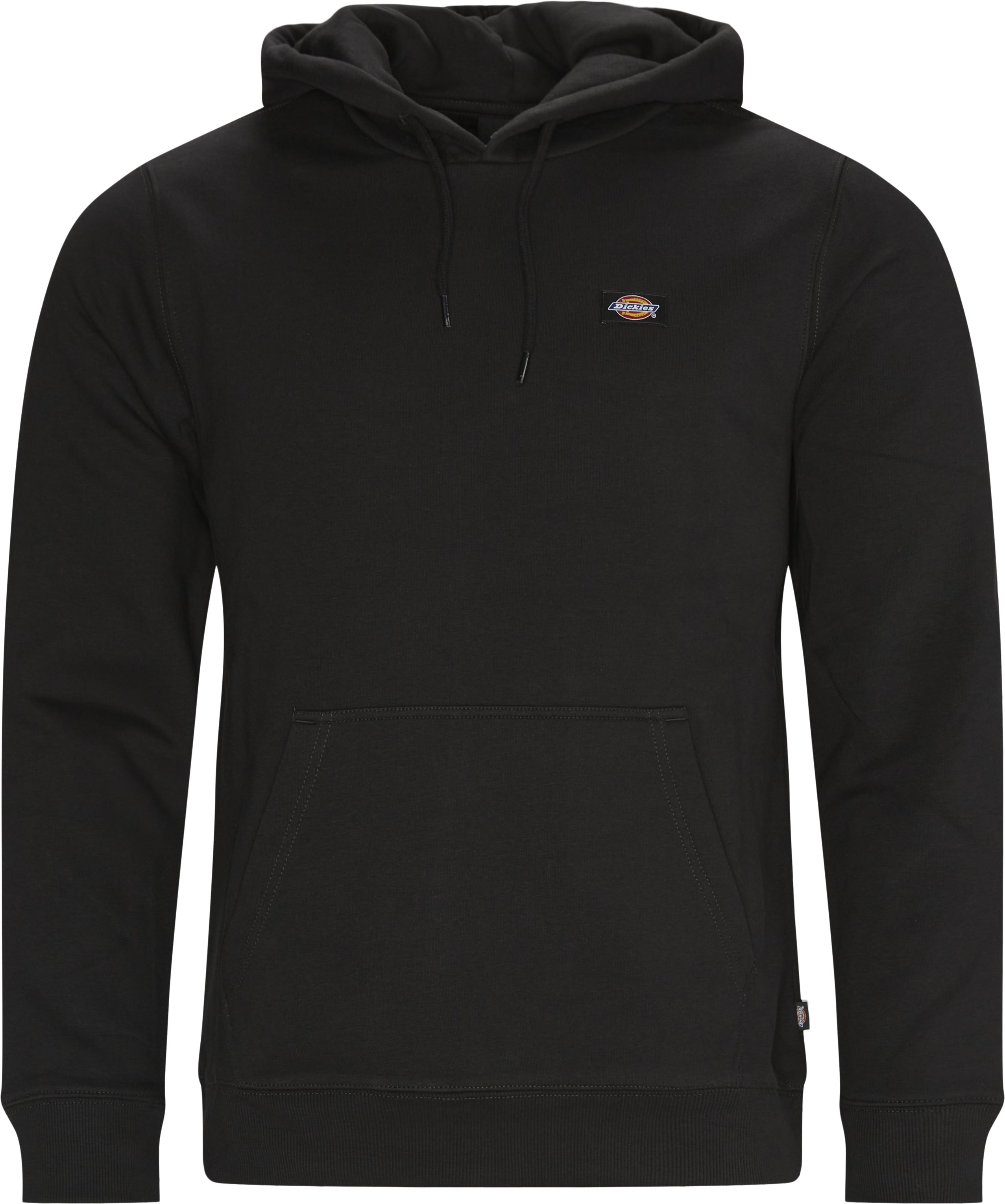 Oakport Hoodie - Sweatshirts - Regular fit - Sort