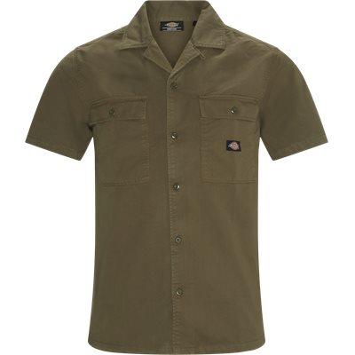 Paynesville Skjorte Regular fit | Paynesville Skjorte | Grøn