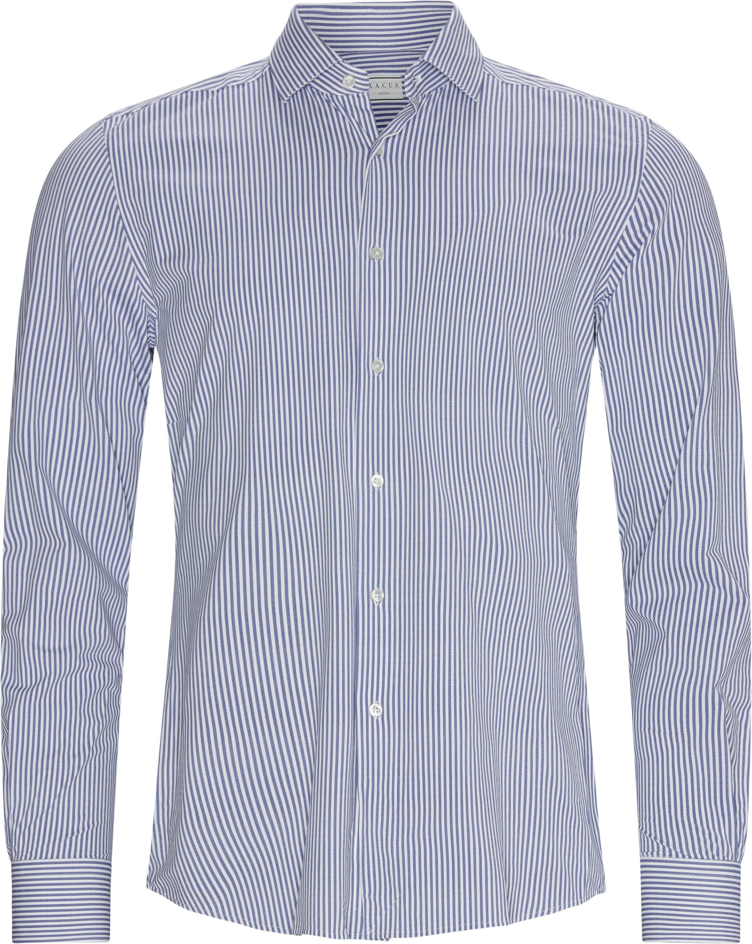Skjorter - Contemporary fit - Blå