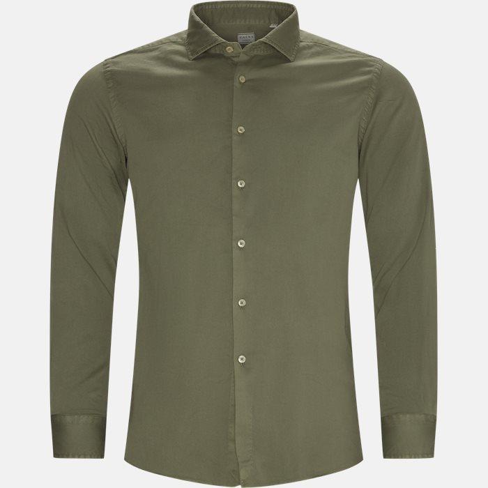 Skjorter - Slim - Army