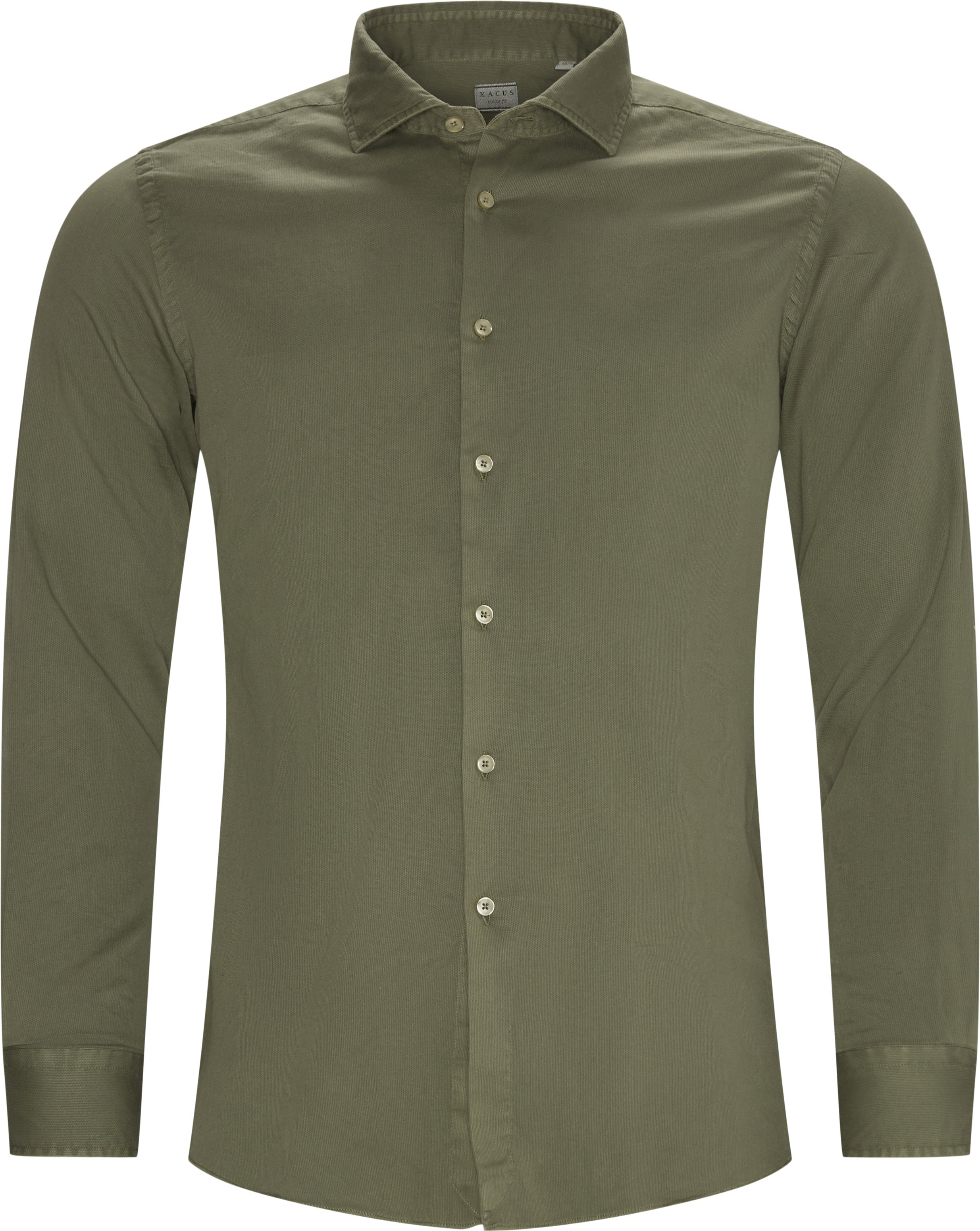 Skjorter - Tailored fit - Army