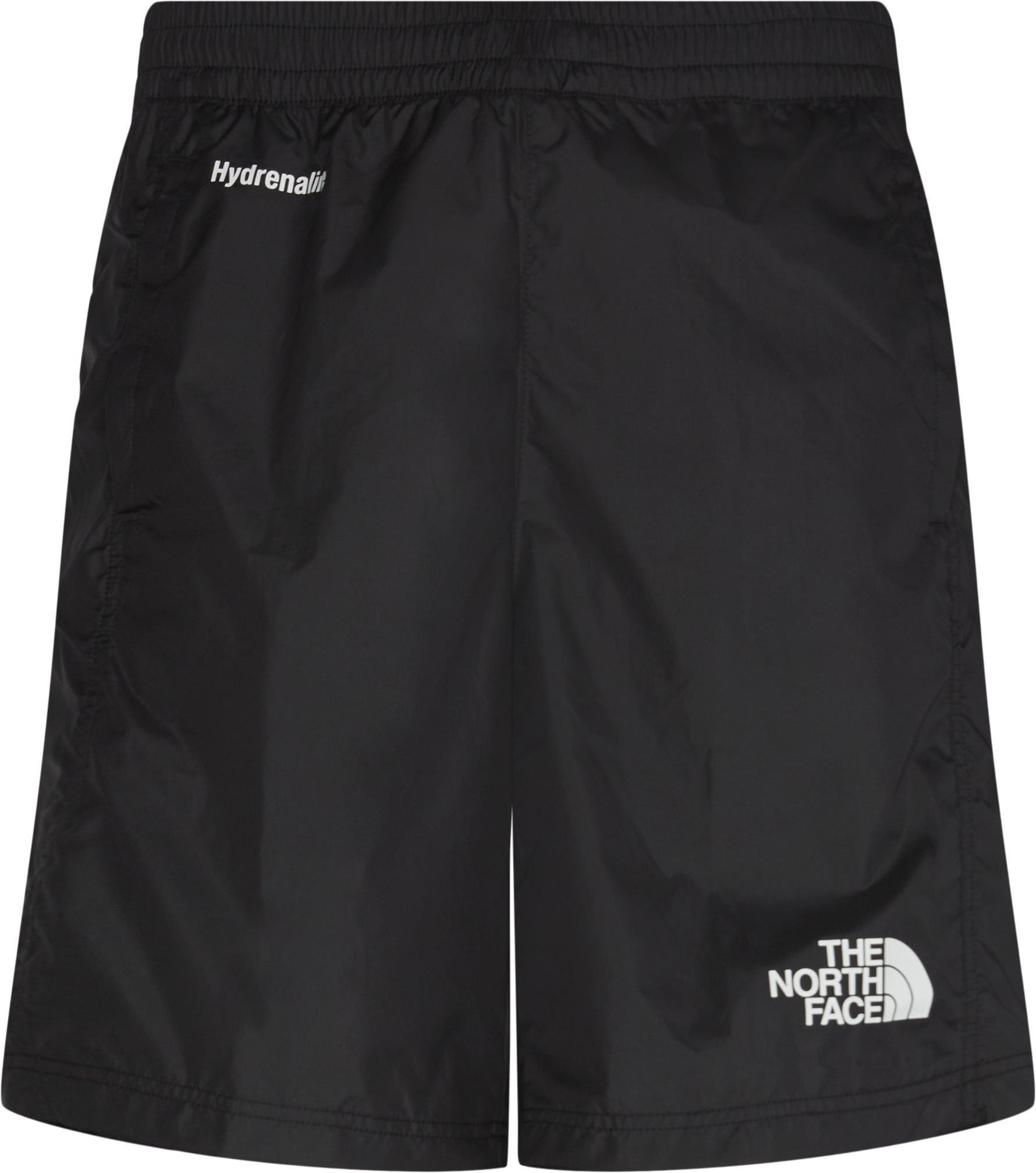 Hydrenaline Wind Shorts - Shorts - Regular fit - Sort