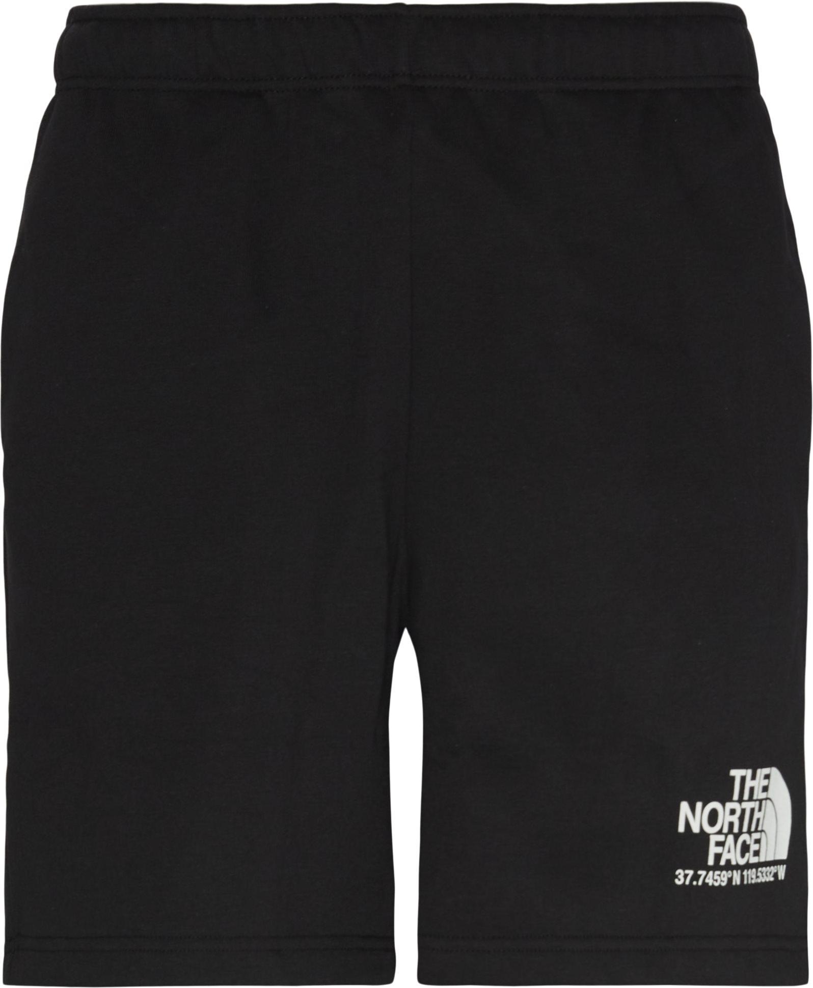 Coordinates Shorts - Shorts - Regular fit - Sort