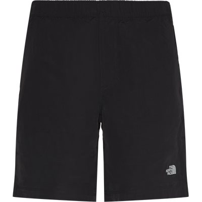Regular fit | Shorts | Svart