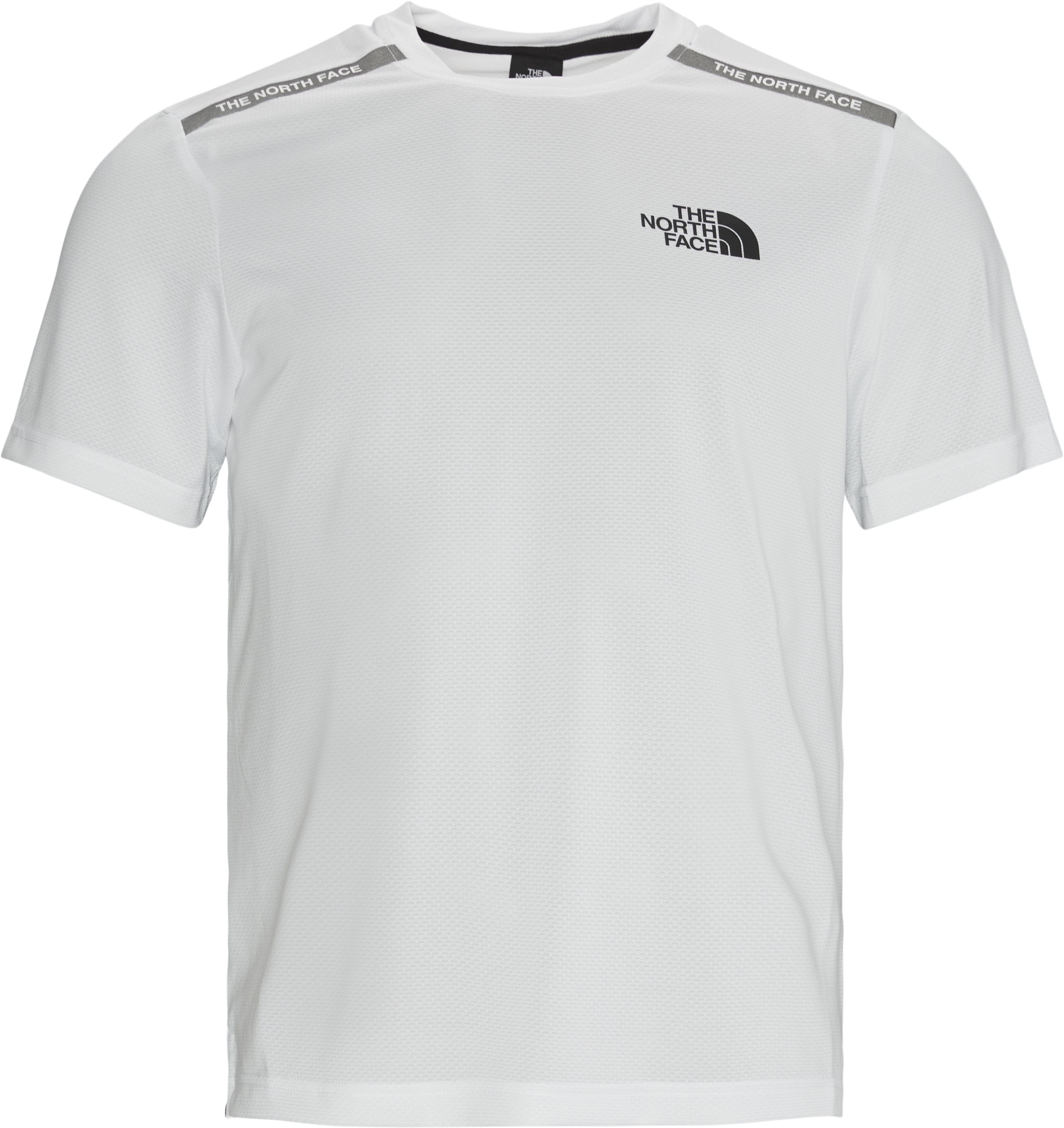 Eu Tee - T-shirts - Regular - Vit