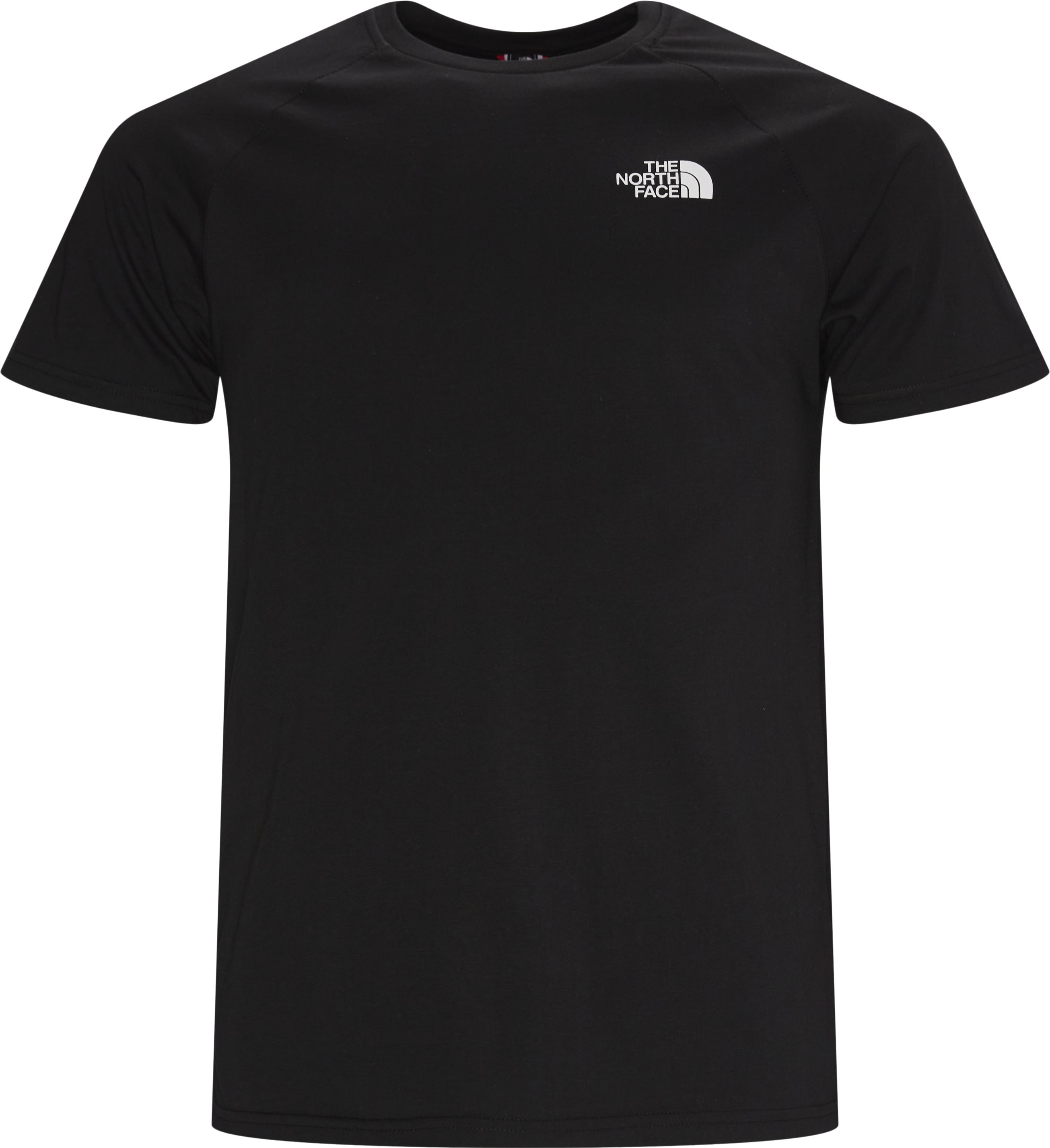 SS North Faces T-shirt - T-shirts - Regular fit - Sort