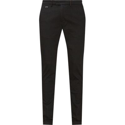 Slim fit | Bukser | Sort