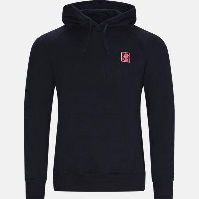 Hoodie  Regular fit | Hoodie  | Blå
