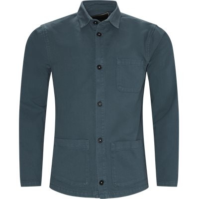 Overshirt  Regular fit | Overshirt  | Blå