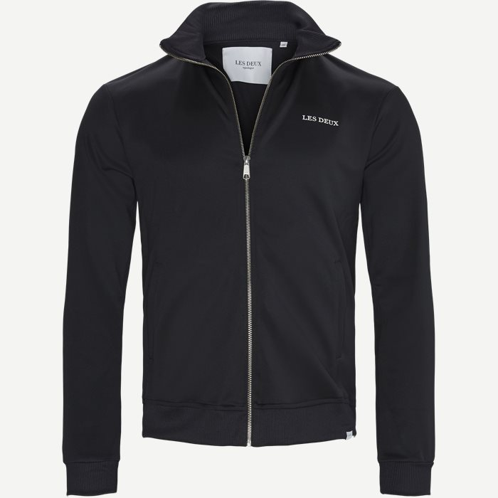 Ballier Track Jacket - Sweatshirts - Regular - Blå