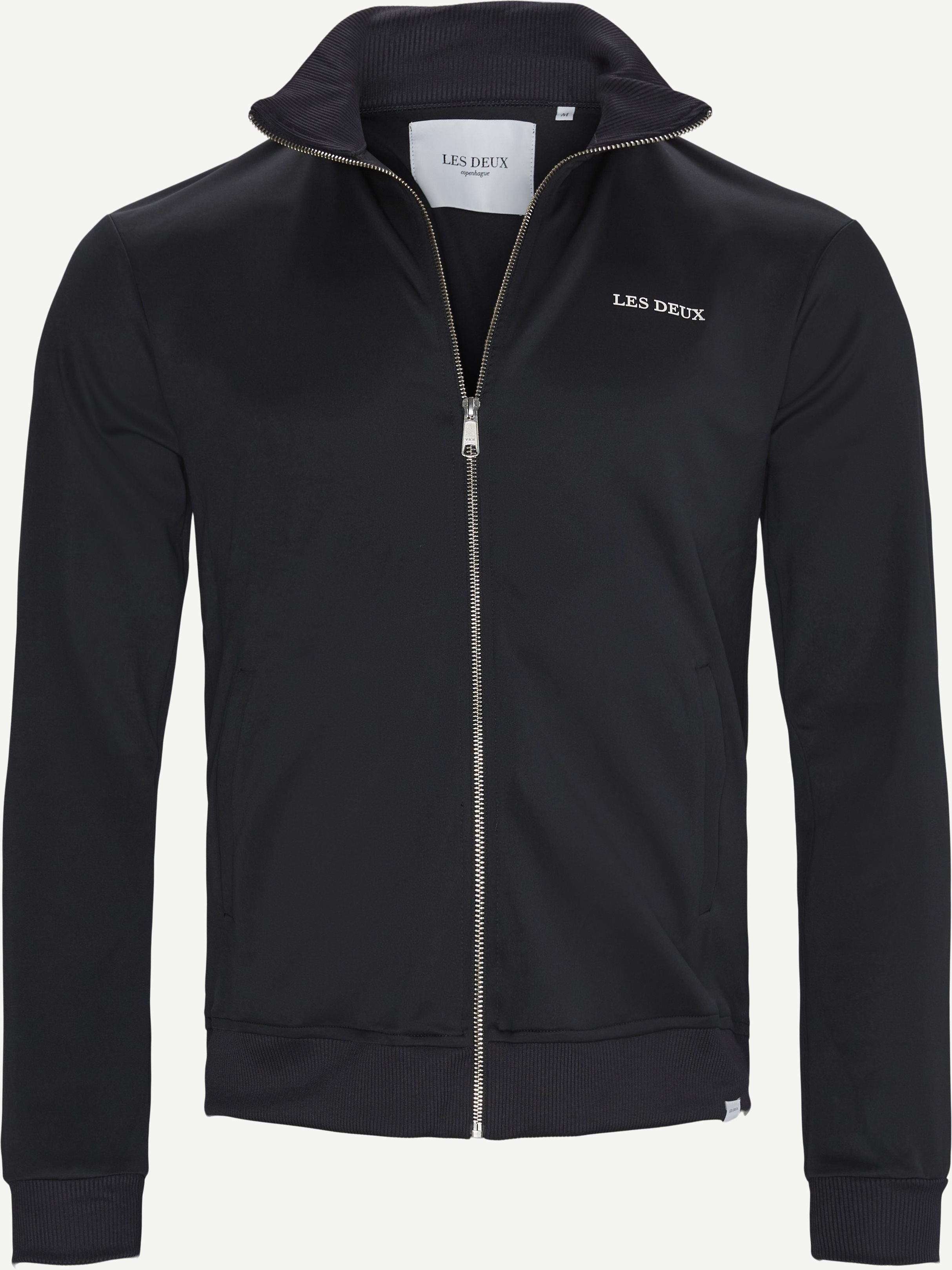 Ballier Track Jacket - Sweatshirts - Regular fit - Blå
