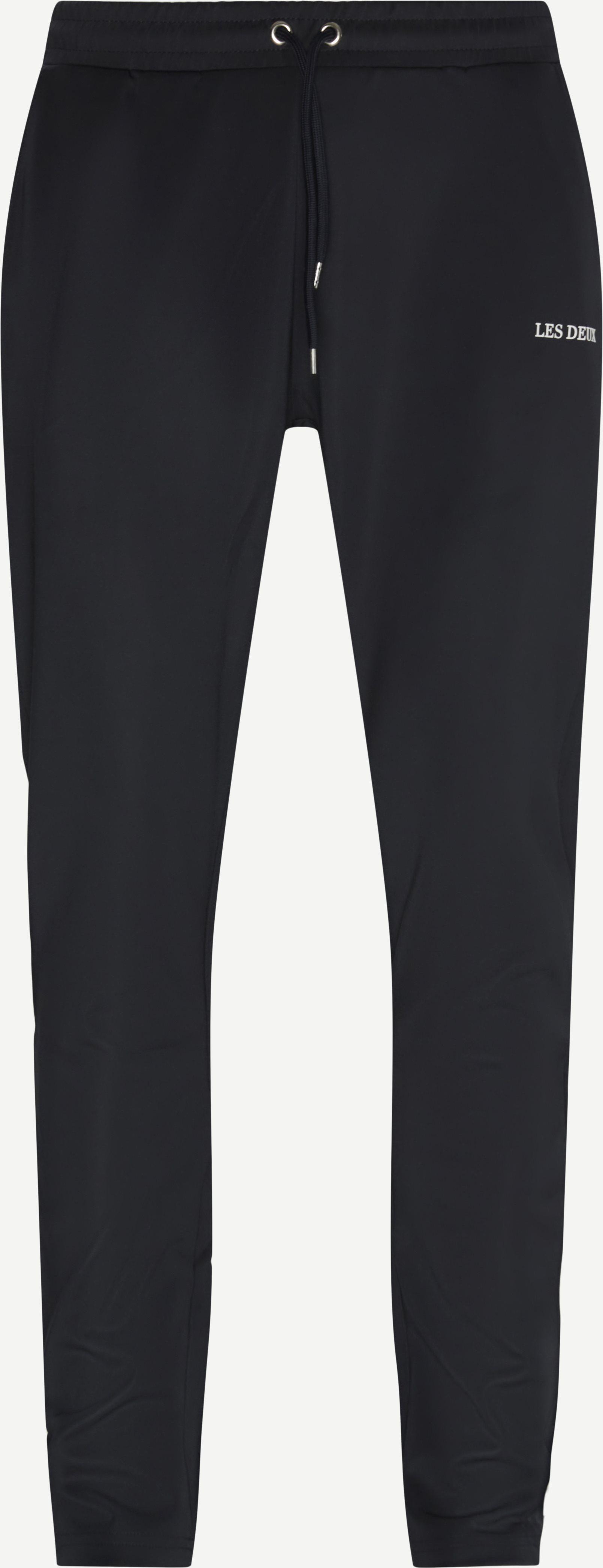 Ballier Track Pant - Bukser - Regular fit - Blå